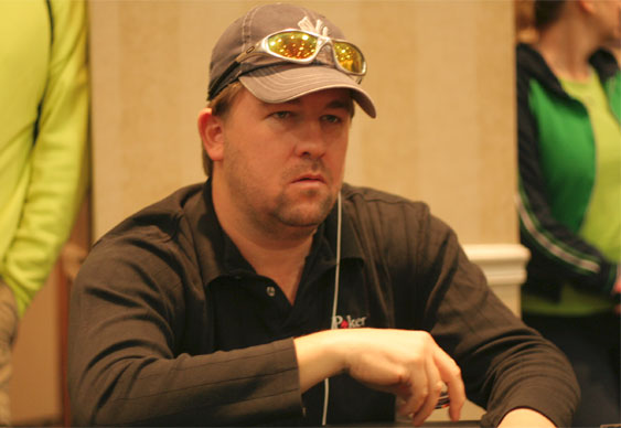 Moneymaker Joins the Hollywood Open