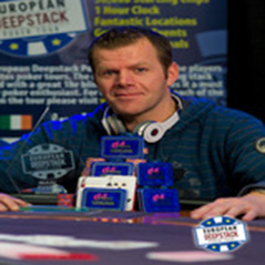 Christian Vanzieleghem wins European Deepstack Championship
