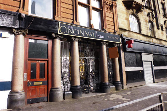 Glasgow Poker Club Up For Sale