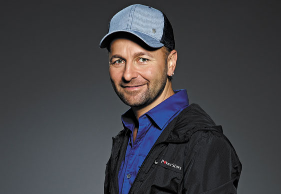 Negreanu Joins WSOP Hall of Fame