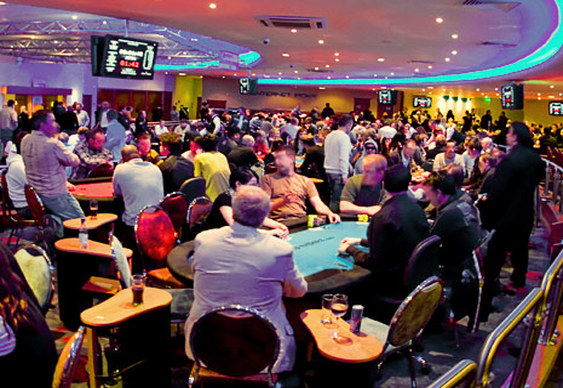Big Names Out in Force for UKPC High Roller