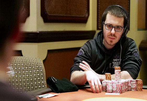 Dan Smith Scoops $2m in Bellagio SHR