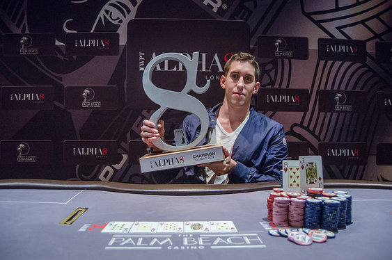 Dan Colman wins WPT Alpha 8 London