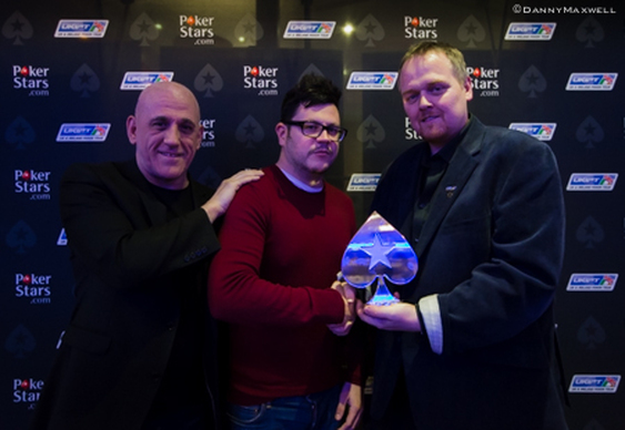 Dave Shallow wins UKIPT Nottingham High Roller