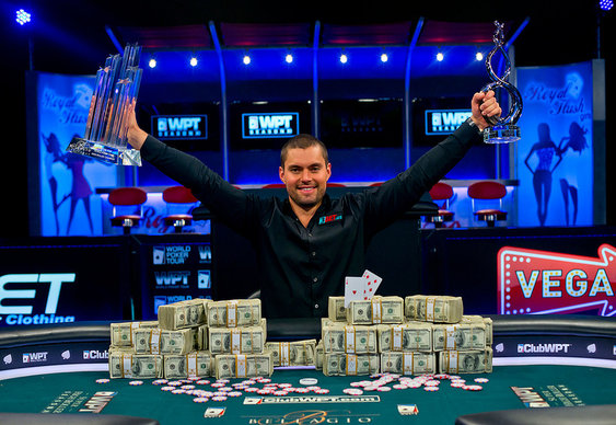 Sands Wins Tense $100K WPT Showdown