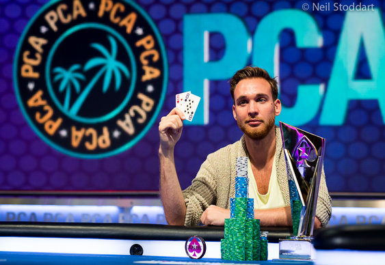 Fabian Quoss Claims First PCA Title