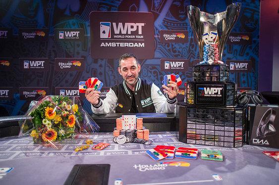 Farid Yachou Takes WPT Amsterdam