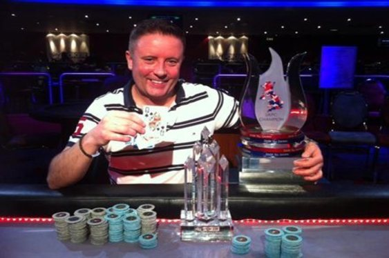 Fraser Bellamy Wins Sky Poker UKPC
