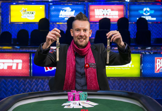 Double WSOP Delight for Danzer