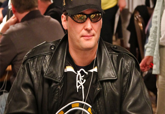 Hellmuth's One Drop Drama