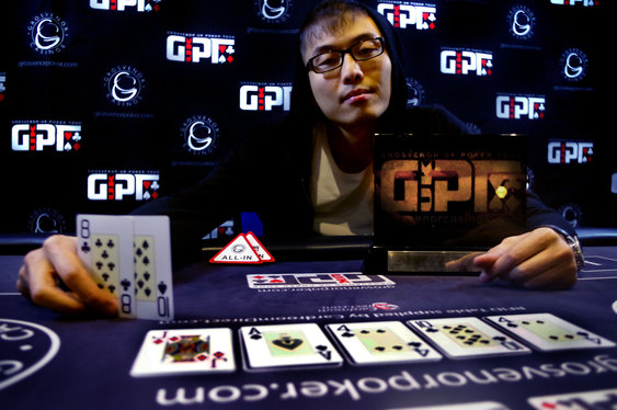 Harry Law wins GUKPT Leeds