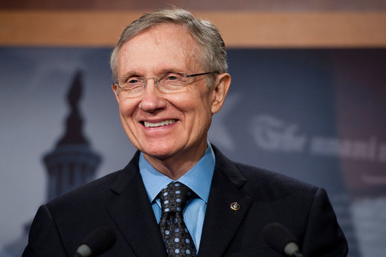 Harry Reid Continues to Attack Online Poker