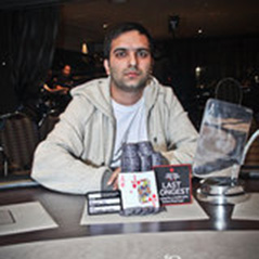 Hasmukh Khodiyara wins Genting Poker Series Sheffield