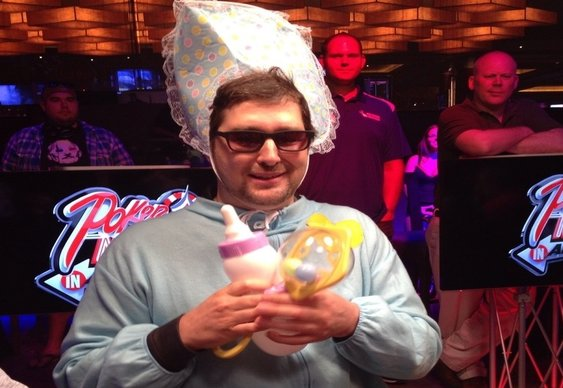 Hellmuth's A Baby