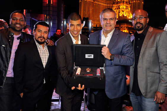 WPT Partners with Hublot Watches