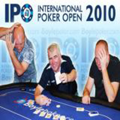Irish TV host aims to raise €10,000 for charity at International Poker Open