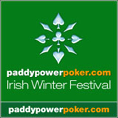 Paddy Power Poker confirms Irish Winter Festival Online