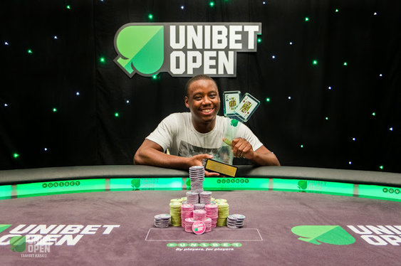 Lightbourne Lights Up Unibet Open