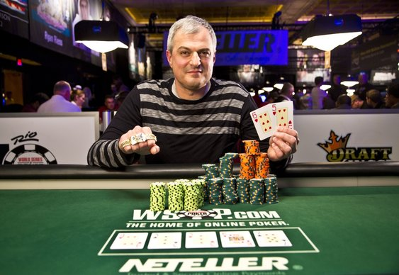Dubinskyy Wins Big in Little One for One Drop