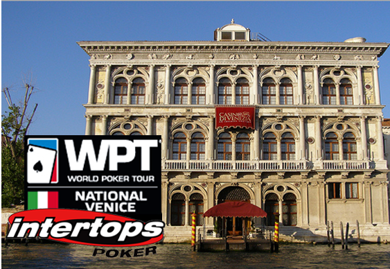 Qualify for WPT Venice with Intertops