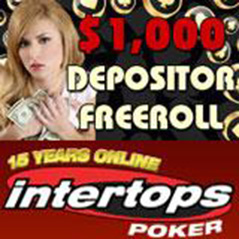 $2,000 Reload Bonus from Intertops.com