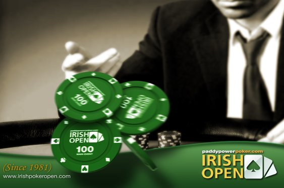 Donnacha O'Dea Leads Irish Poker Open Finale