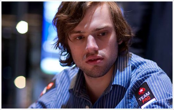 Demidov: WSOP Backer