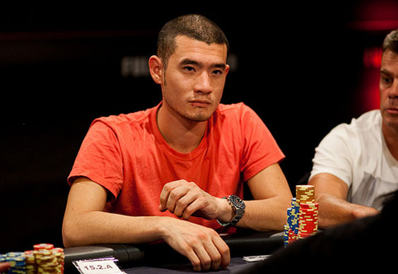 Salter Striding Towards EPT Title