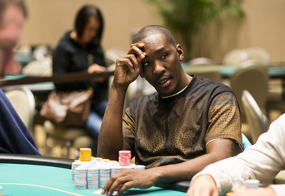 Gaspard Builds Huge Borgata Open Lead