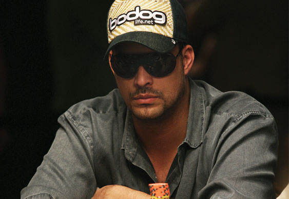 Bellande Bags Unexpected Chip Lead in Five Diamond Classic