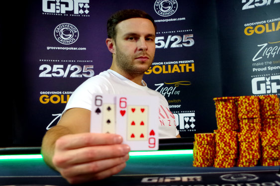GUKPT Blackpool Ends In Style