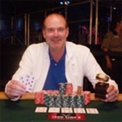 George Peisert Wins Event #52, $3k NLHE Triple Chance