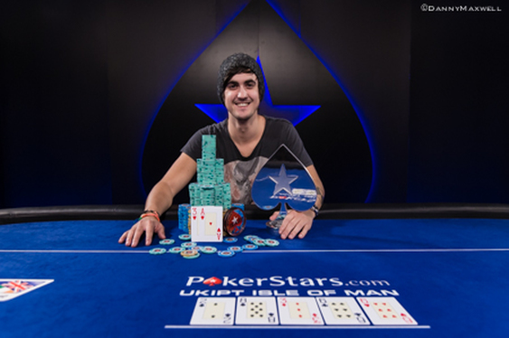 Josh Hart Wins UKIPT Isle of Man