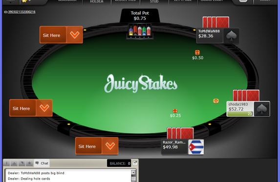 New look for Intertops/JuicyStakes