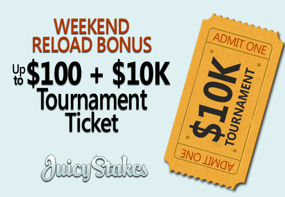 Grab a Bonus at Juicy Stakes