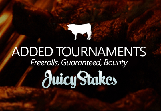 Extra Tournaments Added to Juicy Stakes Weekend Line Up