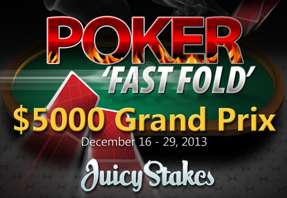 Juicy Stakes Launches Fast Fold Poker