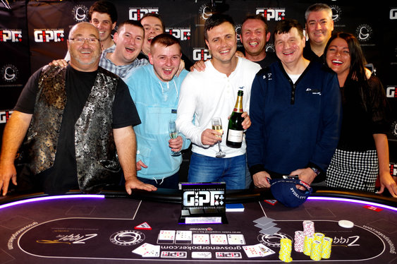 Justin Astley wins GUKPT Blackpool