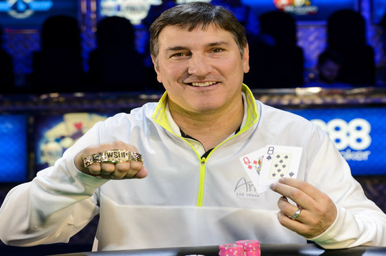 Keith Lehr Jets to Second WSOP Title