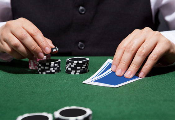 Get Working on Your Poker Arm