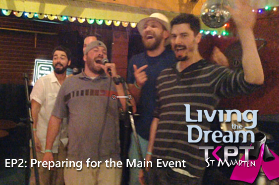 Latest Living The Dream Premiered