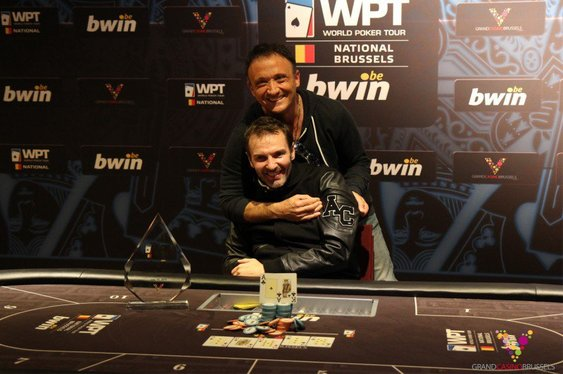 Laurent Polito Wins Fourth WPTN Title