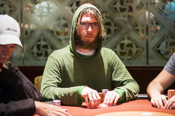 Lucky Chewy Wins Aria High Roller