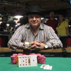 Jeff Lisandro Wins Second Bracelet at Stud