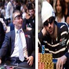 Marcel Luske and Jason Mercier join Team Poker Stars