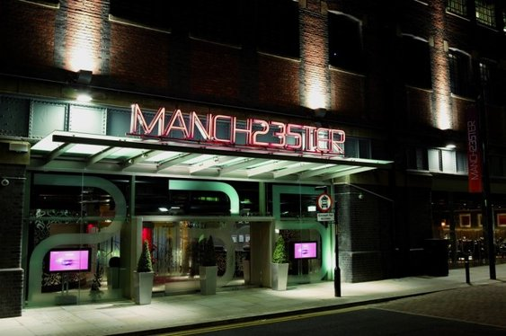 Paddy Power Heads to Manchester
