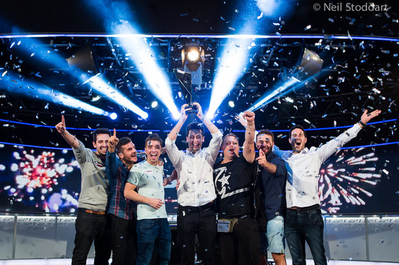 Mateos Masters EPT Grand Final