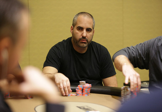 Glantz Heads $50k Players' Championship