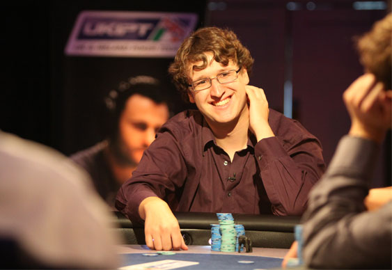 Max Silver Going for UKIPT Gold in Dublin