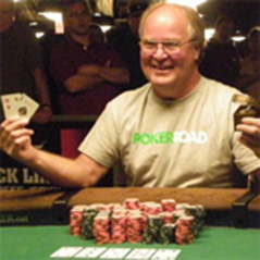 Michael Davis Wins Event #43 - $1,000 Seniors' Event